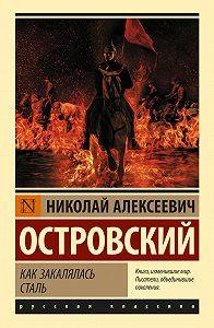 Николай Островский -Как закалялась сталь