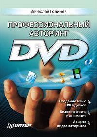 Вячеслав Голиней -Профессиональный авторинг DVD