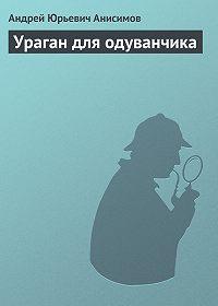 Андрей Анисимов, Андрей Анисимов - Ураган для одуванчика