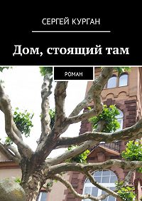 Сергей Курган -Дом, стоящийтам. Роман