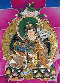 Падмасамбхава -Отсутствие противоречий между большой и малой колесницами