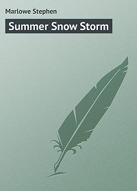 Stephen Marlowe -Summer Snow Storm