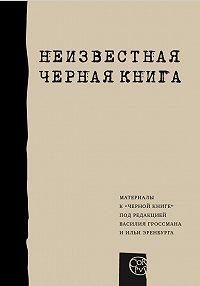 Илья Альтман - Неизвестная «Черная книга»