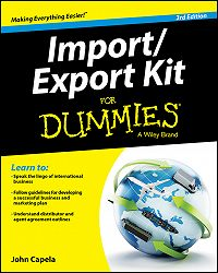 John J. Capela -Import / Export Kit For Dummies