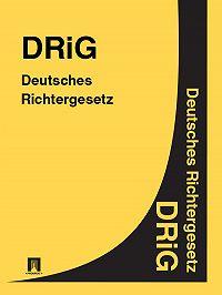 Deutschland -Deutsches Richtergesetz – DRiG