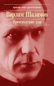Варлам Шаламов -Протезы