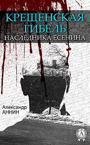 Александр Аннин - Крещенская гибель наследника Есенина