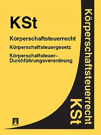 Deutschland - Körperschaftsteuerrecht – KSt