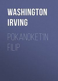 Washington Irving -Pokanoket'in Filip