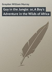 William Graydon -Guy in the Jungle: or, A Boy's Adventure in the Wilds of Africa