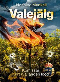 Henning Mankell -Valejälg