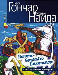 Леся Гончар -Балта – Бруклін – Балтимор. Історії та малюнки з імміграції… (збірник)