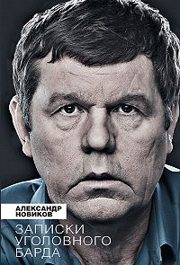 Александр Новиков - Записки уголовного барда