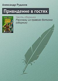 Александр Рудазов -Привидение в гостях