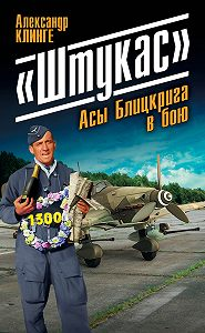 Александр Клинге -«Штукас». Асы Блицкрига в бою