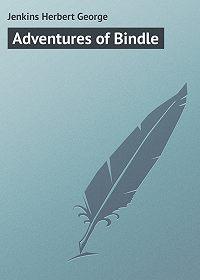 Herbert Jenkins -Adventures of Bindle