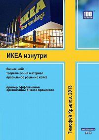 Тимофей Крылов -ИКЕА изнутри (бизнес-кейс)