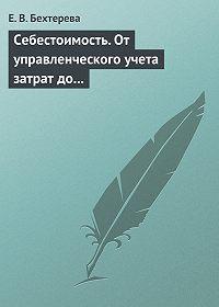 Елена Бехтерева -Себестоимость. От управленческого учета затрат до бухгалтерского учета расходов