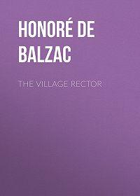 Honoré de -The Village Rector