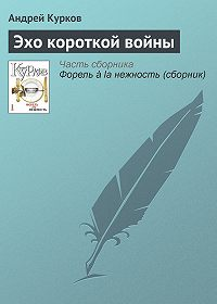 Андрей Курков -Эхо короткой войны