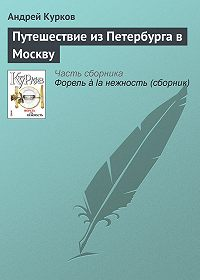 Андрей Курков -Путешествие из Петербурга в Москву