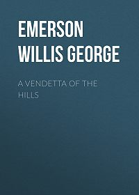 Willis Emerson -A Vendetta of the Hills
