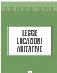 Italia -Legge sulle Locazioni Abitative