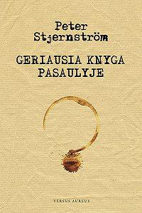 Peter Stjernström -Geriausia knyga pasaulyje