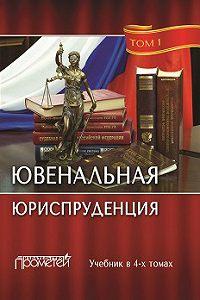 Коллектив авторов -Ювенальная юриспруденция. Том 1