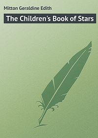 Geraldine Mitton -The Children's Book of Stars