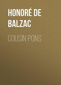 Honoré de -Cousin Pons