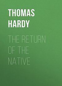 Thomas Hardy -The Return of the Native