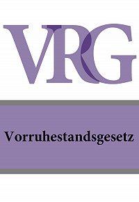 Deutschland - Vorruhestandsgesetz – VRG