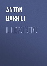 Anton Barrili -Il Libro Nero