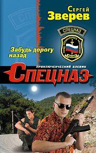 Сергей Зверев -Забудь дорогу назад