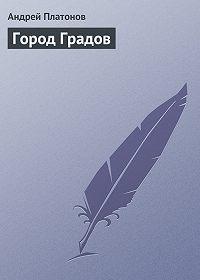 Андрей Платонов - Город Градов