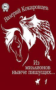 Валерий Кокаровцев -Из миллионов нынче пишущих…