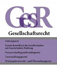 Deutschland -Gesellschaftsrecht – GesR