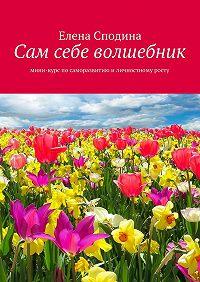 Елена Сподина - Сам себе волшебник. мини-курс посаморазвитию иличностному росту