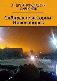 Андрей Николаевич Ларионов -Сибирские истории: Новосибирск