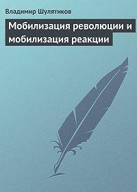 Владимир Шулятиков - Мобилизация революции и мобилизация реакции