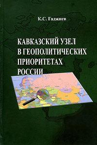Камалудин Серажудинович Гаджиев - Кавказский узел в геополитических приоритетах России