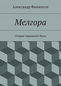 Александр Филиппов -Мелгора. Очерки тюремногобыта