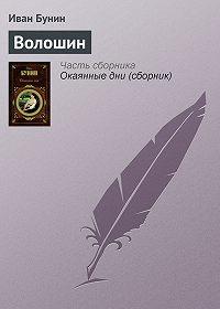 Иван Бунин -Волошин