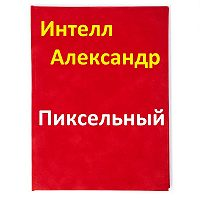 Интелл Александрович -Пиксельный