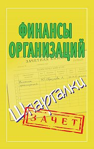 Александр Зарицкий - Финансы организаций. Шпаргалки