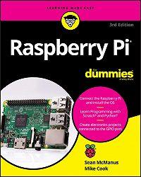 Sean McManus -Raspberry Pi For Dummies