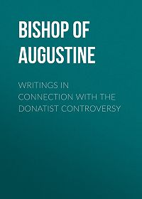 Saint Augustine -Writings in Connection with the Donatist Controversy