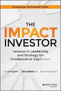Cathy Clark -The Impact Investor
