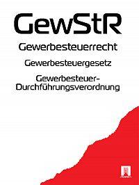 Deutschland -Gewerbesteuerrecht – GewStR